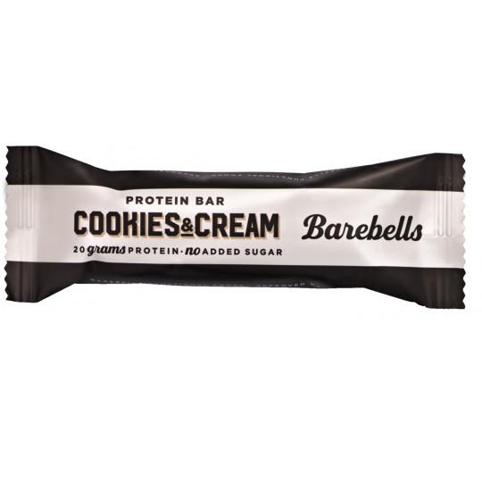 Barebells Protein Bar Cookies & Cream 55G
