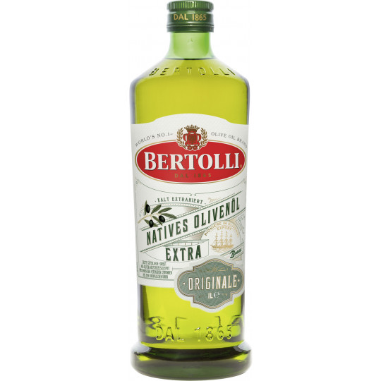 Bertolli Natives Olivenöl Extra Original 1 ltr