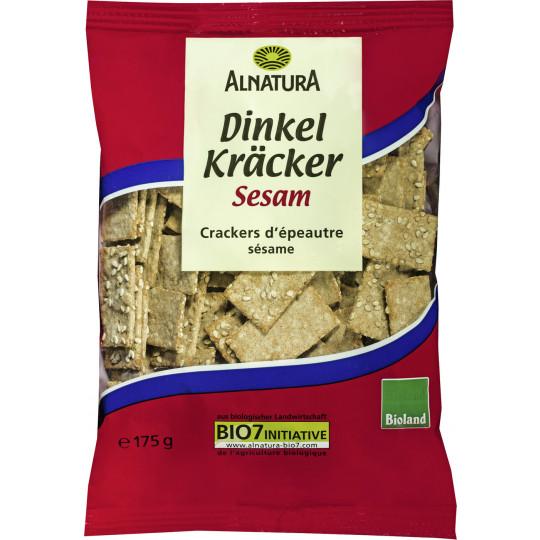 Alnatura Bio Dinkel Kräcker Sesam 175G
