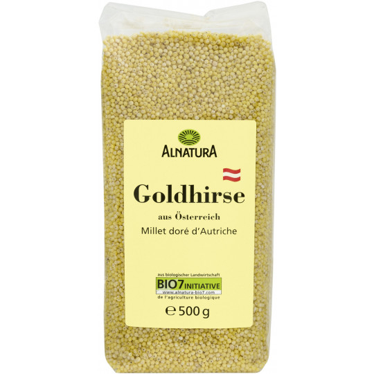 Alnatura Bio Goldhirse 500G
