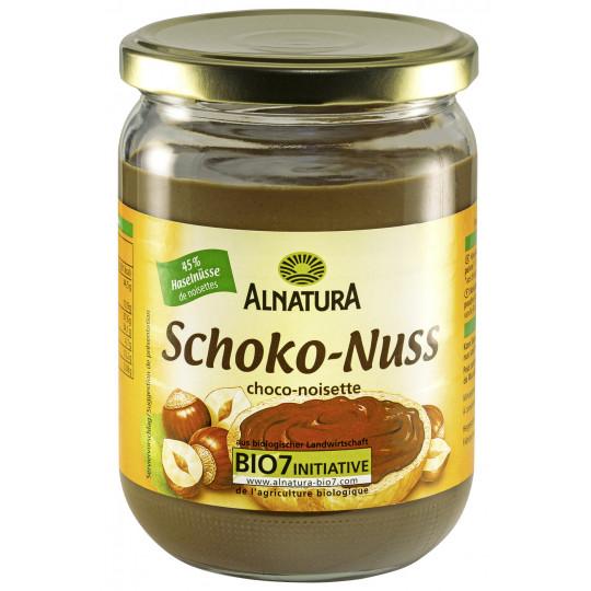 Alnatura Bio Schoko-Nuss 500 g