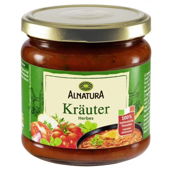 Alnatura Bio Tomatensauce Kräuter 350ML