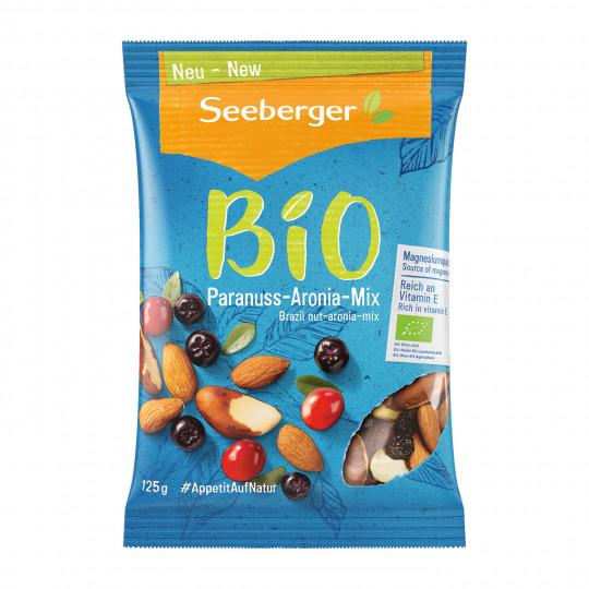 Bio Seeberger Paranuss-Aronia-Mix 125g