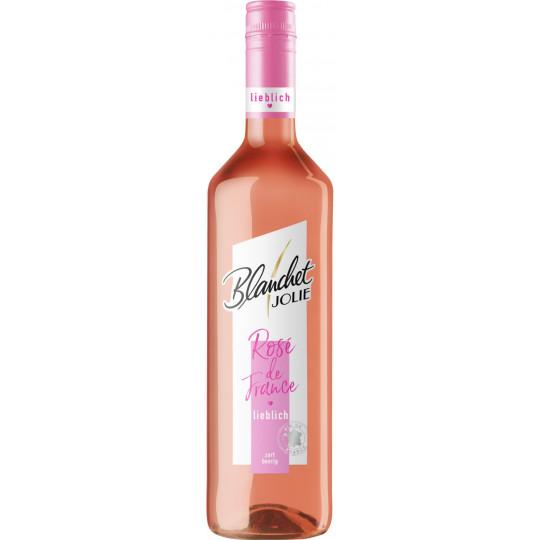 Blanchet Jolie Rosé de France lieblich 0,75L