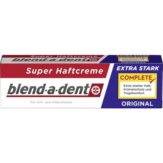 blend-a-dent Super-Haftcreme Complete Extra Stark Original 47 g