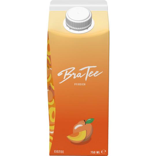 BraTee Pfirsich 0,75L