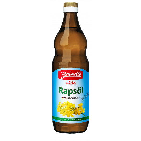 Brändle Vita Rapsöl 750 ml
