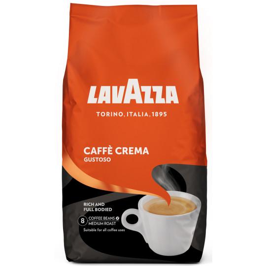 Lavazza Caffe Crema Gustoso Bohnen 1000G