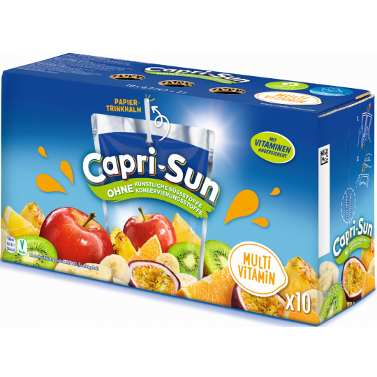 Capri-Sun Multivitamin 10x 0,2 ltr
