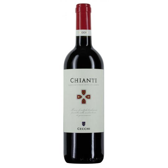 Cecchi Chianti DOCG Rotwein 0,75 ltr