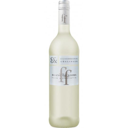 Cleebronn Güglingen Fein & Fruchtig Blanc de Noirs 0,75 ltr