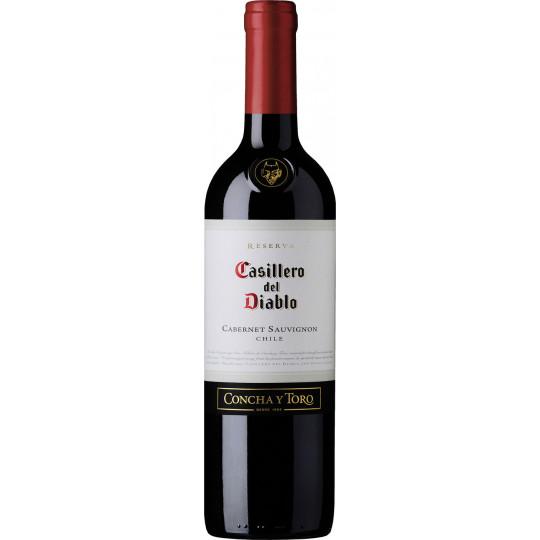 Concha y Toro Casillero Del Diablo Cabernet Sauvignon 0,75L