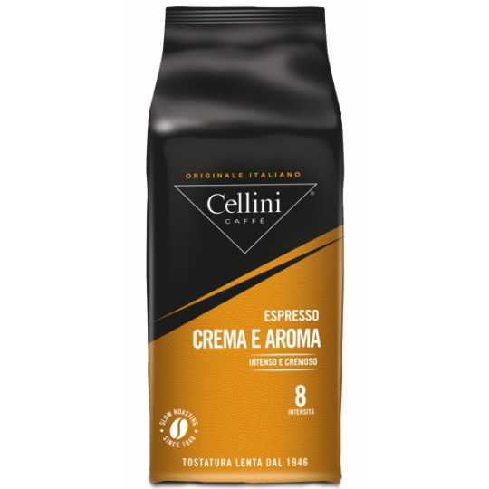Cellini Espresso Crema e Aroma Bohnen 1kg