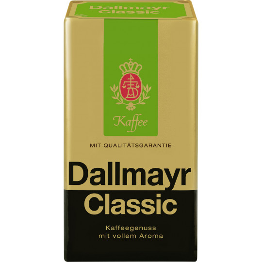 Dallmayr Kaffee Classic gemahlen 500G