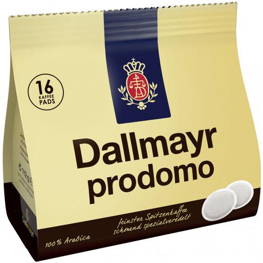 Dallmayr Kaffeepads Prodomo 16ST 112G
