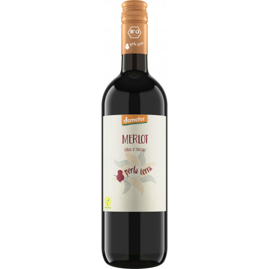 Demeter Perla Terra Merlot IGP 0,75 ltr