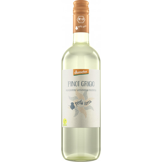Demeter Perla Terra Pinot Grigio IGP 0,75 ltr