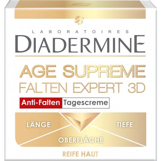 DiadermineAge Supreme Falten Expert 3D Tagescreme 50 ml