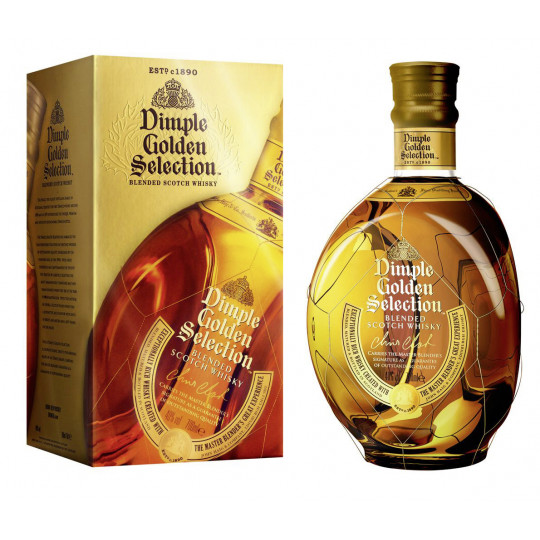 Dimple Gold Selection Blended Whisky 40% 700ml