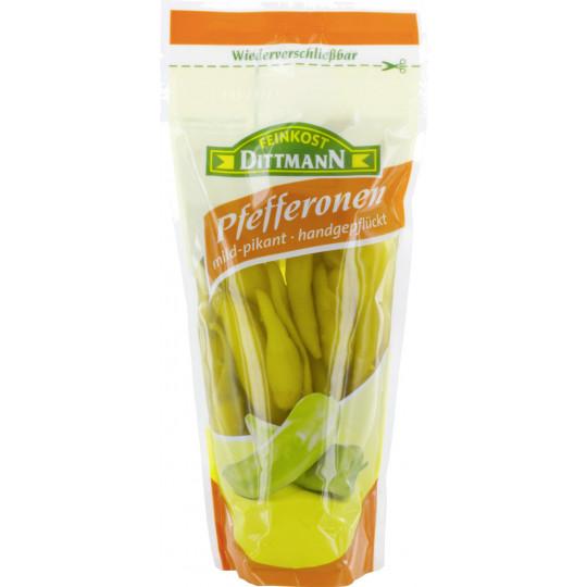 Dittmann Pfefferonen mild-pikant 250 g