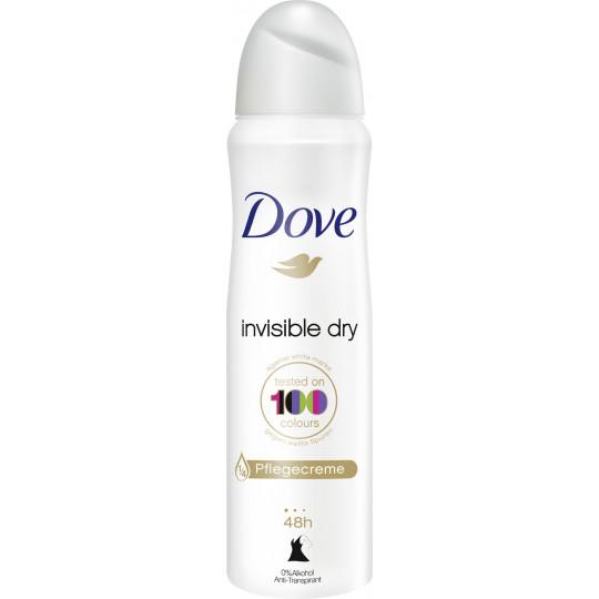 Dove Invisible Dry Anti-Transpirant 150 ml