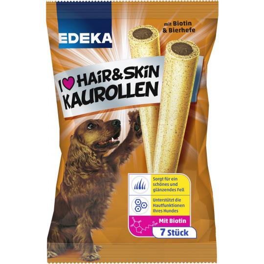 EDEKA I Love Hair & Skin Kaurollen 7 Stück