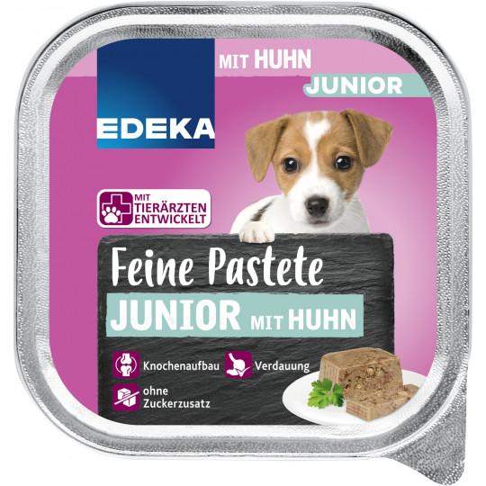 EDEKA Feine Patete Junior mit Huhn 150G