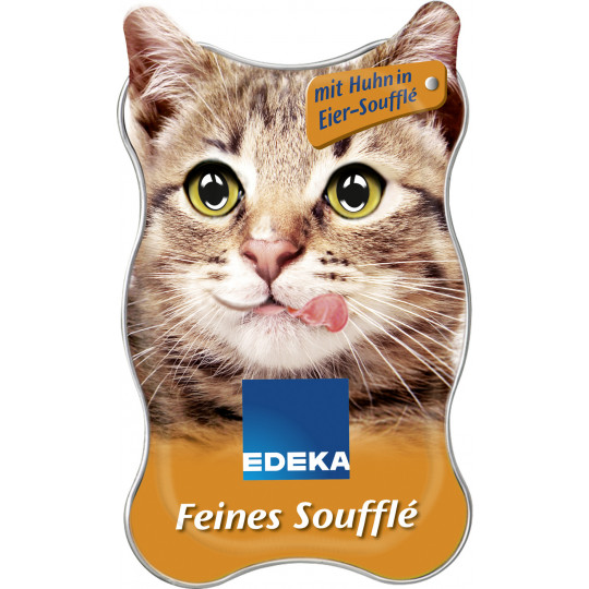 EDEKA Feine Pate mit Huhn in Eier-Souffle 85g