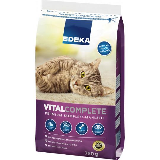 EDEKA Vitacomplete Premium Komplett-Mahlzeit 0,75KG