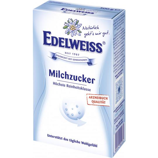 Edelweiss Milchzucker 500 g
