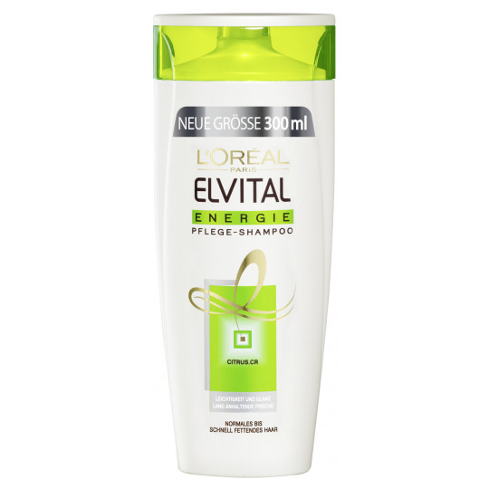 L'Oreal Elvital Energie Pflege-Shampoo 0,3 ltr