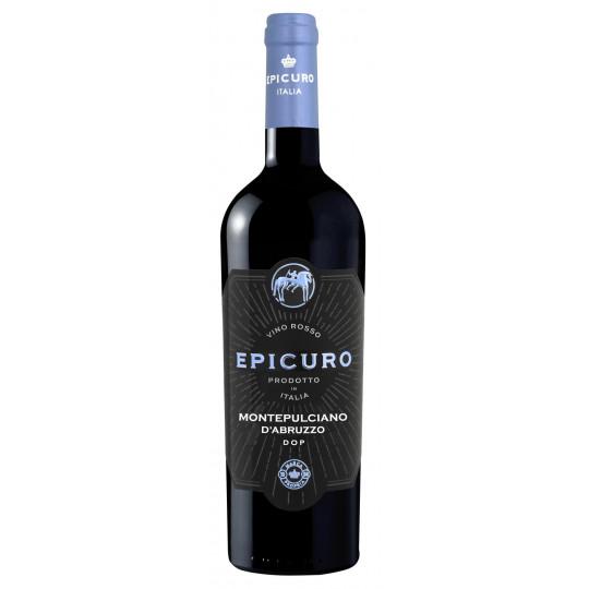 Epicuro Montepulciano d'Abruzzo Il Fondatore DOC 0,75 ltr