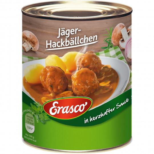 Erasco Jäger-Hackbällchen 790G