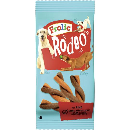 Frolic Rodeo mit Rind 105 g