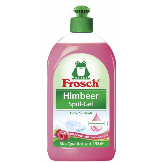 Frosch Spül-Gel Himbeer 500 ml