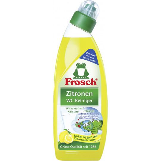Frosch Zitronen WC-Reiniger 750ML