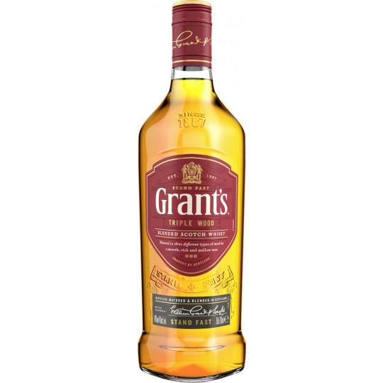 Grant's Blended Whisky Triple Wood 40% 700ml