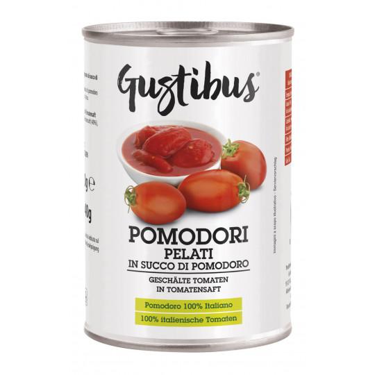 Gustibus Pomodori Pelati 400G