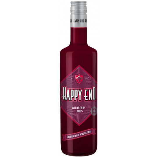 Happy End Wildberry Limes 0,7 ltr