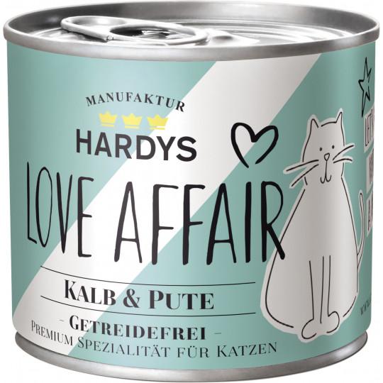 Hardys Love Affair Kalb & Pute 200G