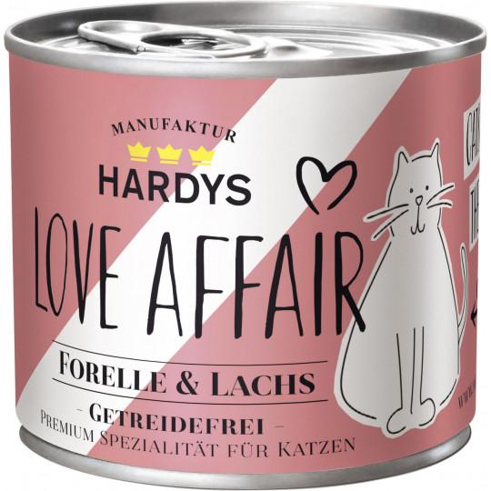 Hardys Love Affair Lachs & Forelle 200G