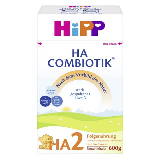 Hipp HA 2 Combiotik nach dem 6.Monat 600G