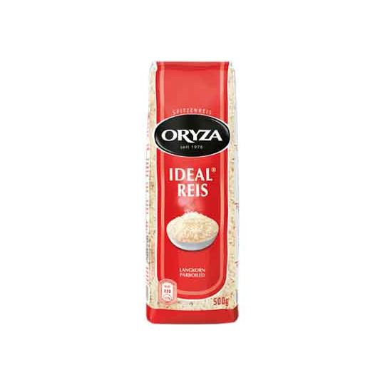 Oryza Ideal Reis lose 500 g