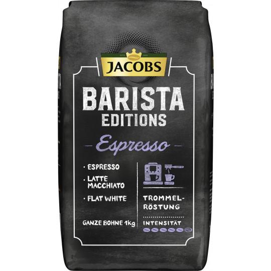 Jacobs Barista Editions Espresso Bohne 1kg