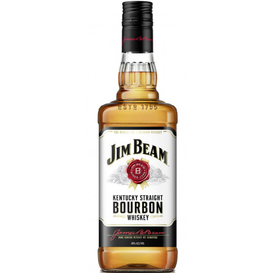 Jim Beam Bourbon Whiskey 0,7L
