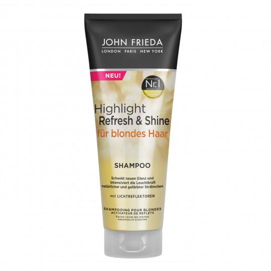 John Frieda Highlight Refresh & Shine Shampoo 250ML