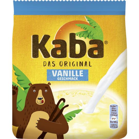 Kaba Vanille Nachfüllbeutel 400g