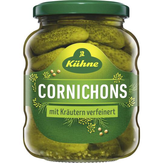 Kühne Feine Cornichons 330G