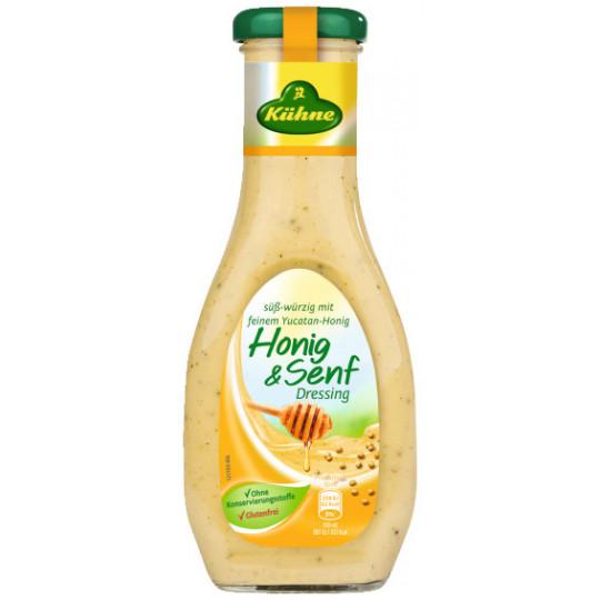 Kühne Honig & Senf Dressing 250 g