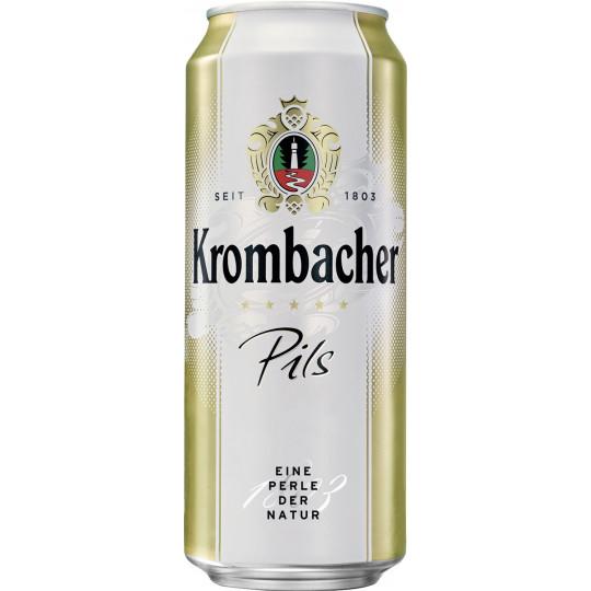 Krombacher Pils 500ml Dose